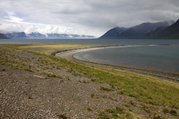 Balade le long du fjord